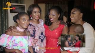 iyabo ojo celebrates p a gbeminiyi valentynoh with a surprise birthday bash