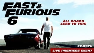 Repeat youtube video Fast & Furious 6 Premiere Event