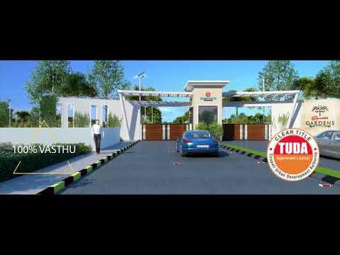 REAL ESTATE VENTURE LAUNCH AD- Samanvaya Developers Telugu