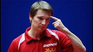 Werner Schlager - FORGOTTEN TABLE TENNIS WORLD CHAMPION