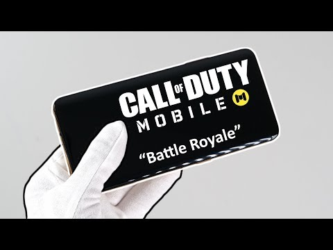 "Call of Duty Mobile ""BATTLE ROYALE"" Gameplay - Samsung Galaxy S10 5G + OnePlus 7 Pro"