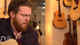 Andrew White Freja 100 Acoustic Guitar Played By Ben Smith (Part One)