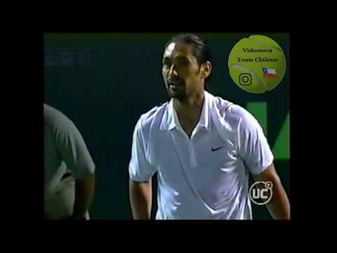 Marcelo Ríos Vs Yevgeny Kafelnikov Miami 2002 R32 Highlights