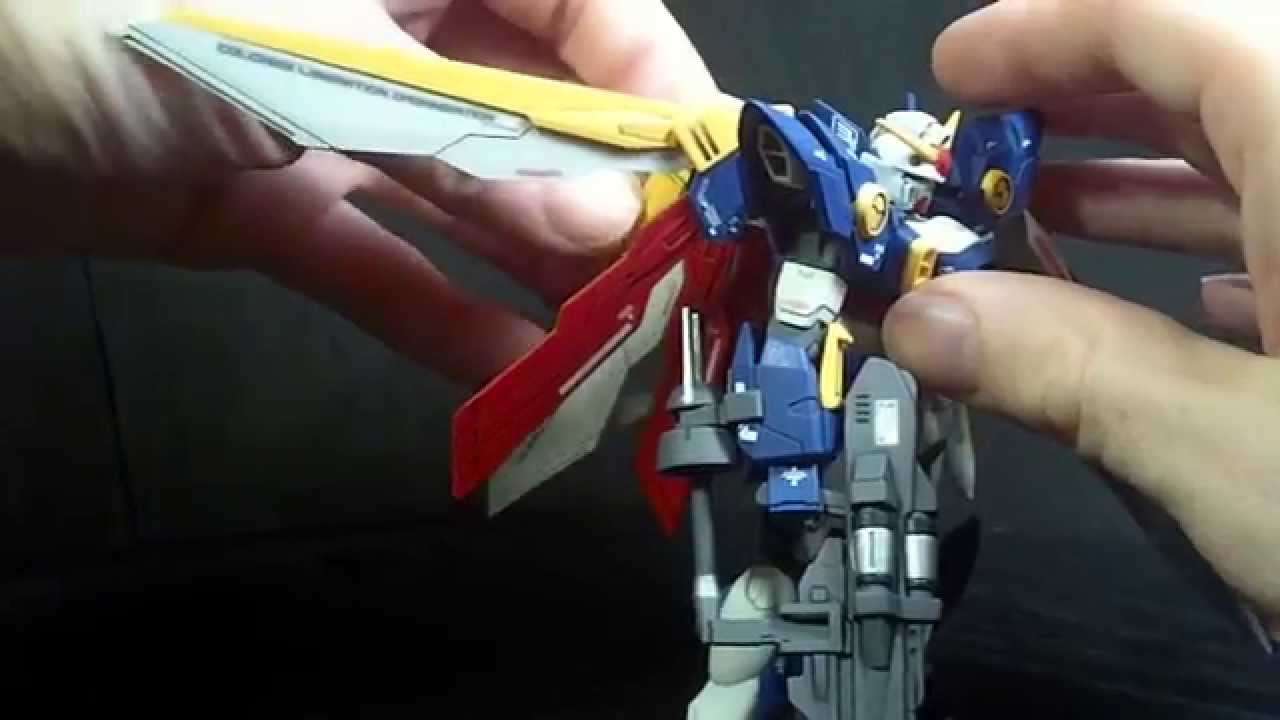 Download Prime92 Custom: 1/144 HGBF Wing Gundam Blu Fenice