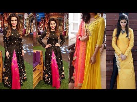 Indian Party Wear Dress 2017 / salwar kameez/ Anarkali dress