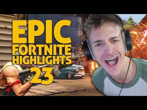 Ninja - Fortnite Battle Royale Highlights #23