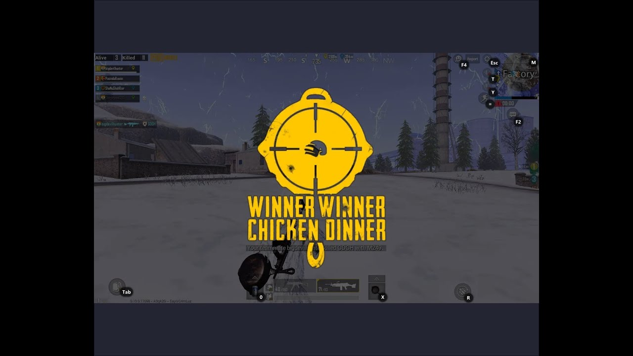 PUBG PC VERSION