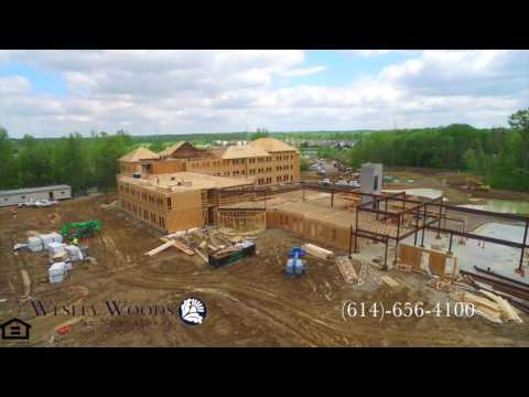 Wesley Woods at New Albany - Aerial Drone Video