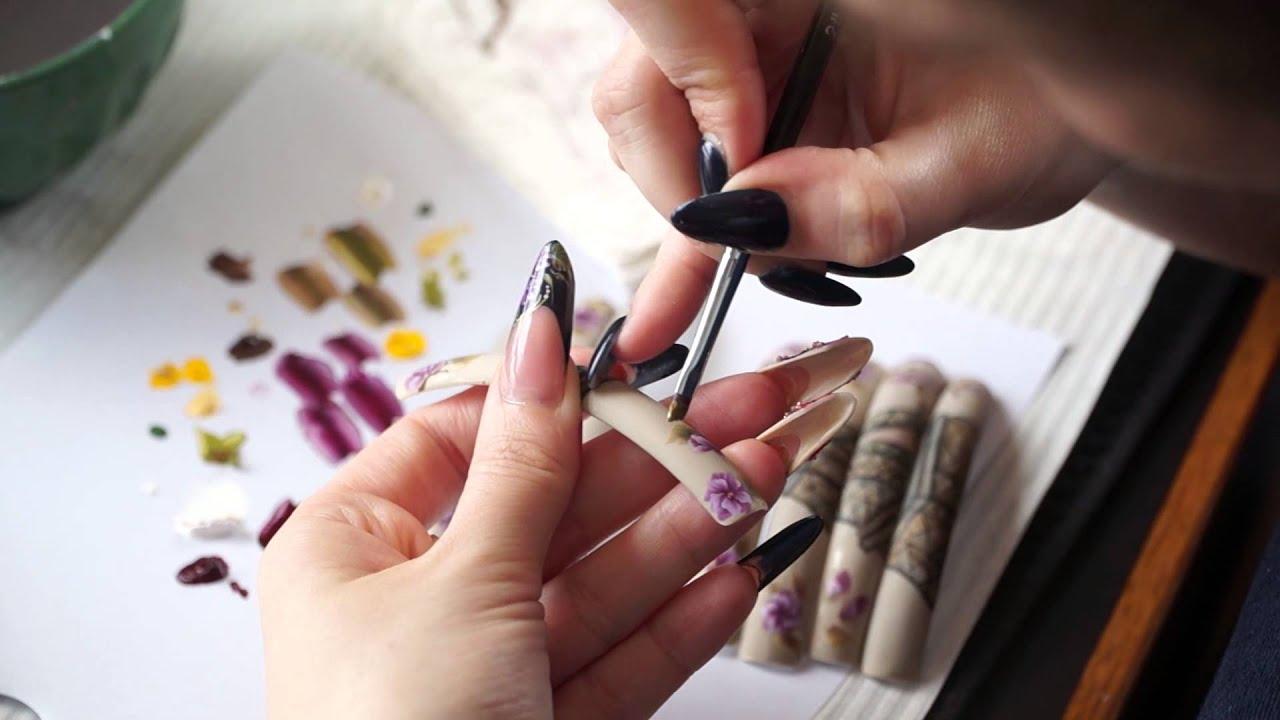 Elegant Artisan Nails - Entry for NAILS Next Top Nail Artist 2015 ...