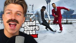 SCHNEEBALL TROLLING in GTA 5 ! 😂