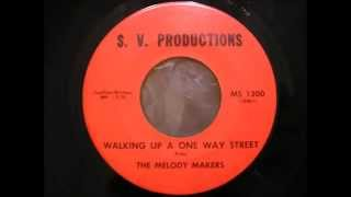 melody makers walking up a one way street s v productions