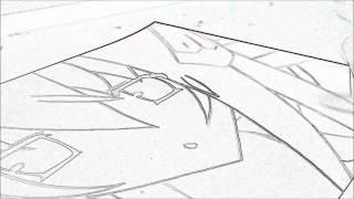境界線上のホライゾン ホライゾンを描いてみた(下書き) 境界線上のホライゾン 検索動画 41