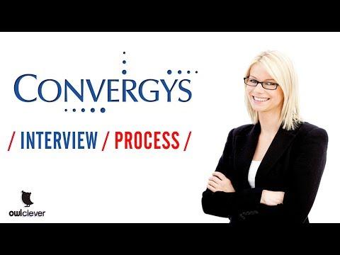 Convergys interview process