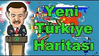 Türkiye'ye Bağlanacak Ülkeler(2023'te)