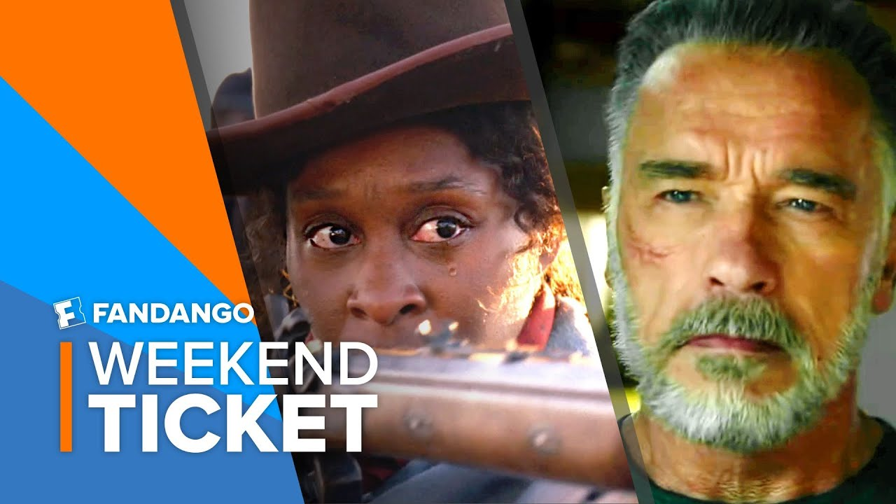 In Theaters Now: Harriet, Terminator: Dark Fate, Motherless Brooklyn | Weekend Ticket