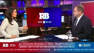 Democrats ask Jeff Sessions' replacement to recuse himself from the Russia Probe | Red and Blue