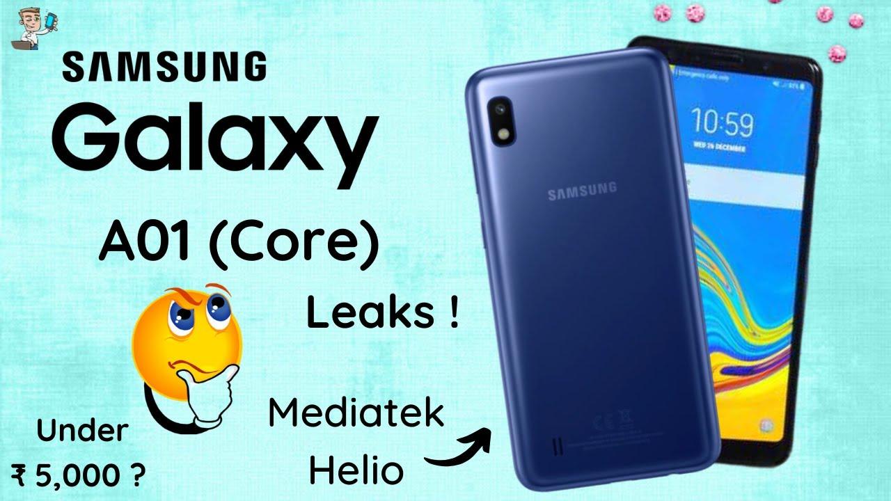 Samsung Galaxy A01 Core | Samsung Galaxy A Series | Galaxy A01 ...