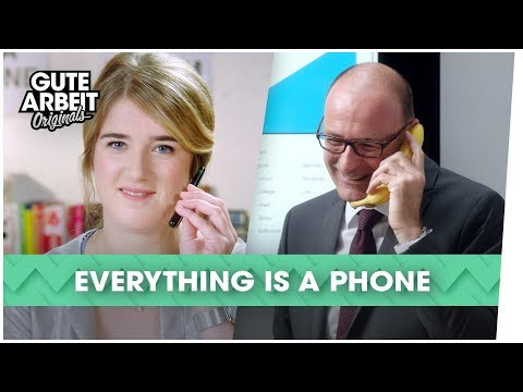 Everything is a Phone | Gute Arbeit Originals