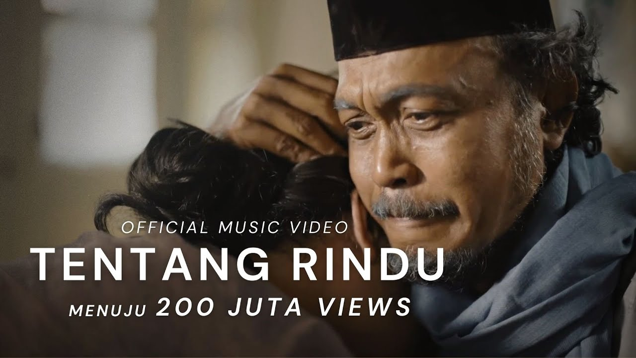 Virzha - Tentang Rindu [Official Music Video] #1