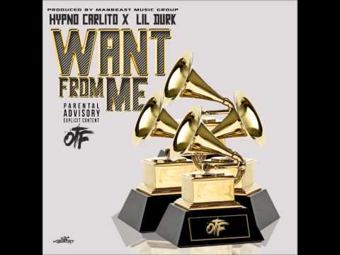 "Hypno Carlito ""WANT FROM ME"" (feat. Lil Durk)"