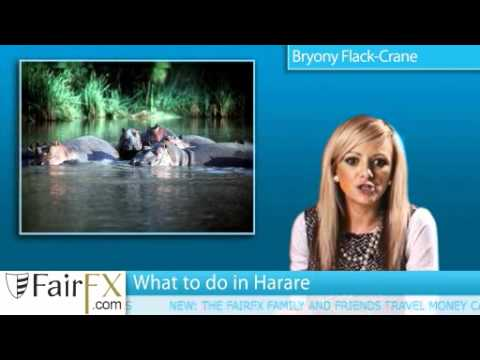 What to do in Harare