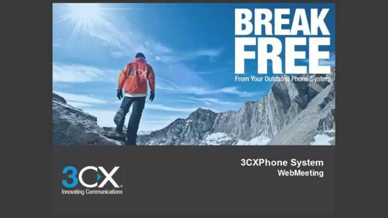 VoIP - SIP - 3CX - broadband - ADSL - skype - phone - telephone