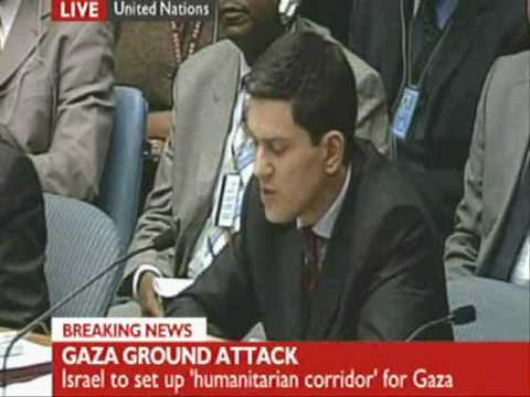 UK stand on the Israel-Palestinian conflict at Gaza