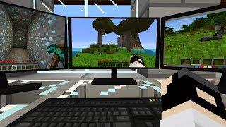 GIOCO A MINECRAFT SU MINECRAFT! Minecraft ITA