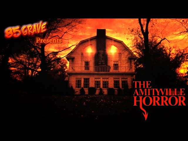 The Amityville Horror & The DeFeo Murders. 85 Grave Show. Podcast Episode #2