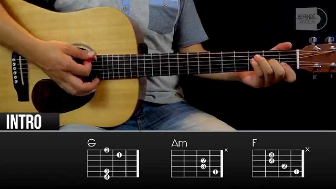 Solo jesus un corazn tutorial acordes youtube solo jesus un corazn tutorial acordes hexwebz Images