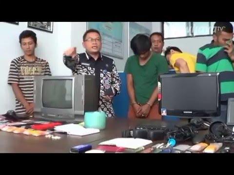 BNN Lubuk Linggau Tangkap 1 Bandar Narkoba Beromset Rp. 60 Juta/Transaksi