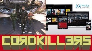 Cordkillers 191 – Netflix Original Spaghetti (w/ Sarah Lane)
