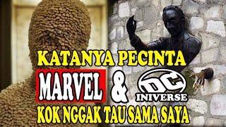 Inilah Beberpa  Karakter Superhero & Antihero Paling nggak Masuk Di Akal Di Marvel & Dc Comics