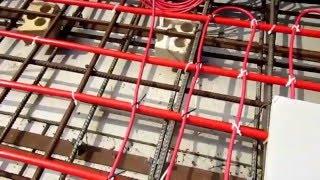 видео Как построить бассейн с бетонной чашей своими руками. Как сделать бассейн своими руками. Краткая инструкция по строительству бассейна из бетона.