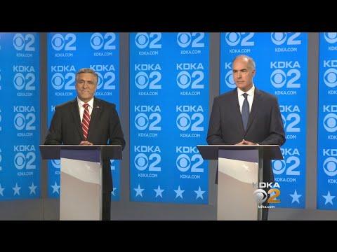 Sen. Casey, Rep. Barletta U.S. Senate Debate (Pt. 1)