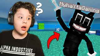 COPILUL TOXIC S-A TRANSFORMAT IN *CARTOON CAT* PE LUMEA DE MINECRAFT?!