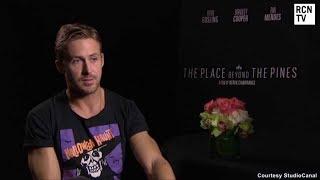 """RUS SUB / Ryan Gosling Interview / Промо-интервью к фильму """"Место под соснами"""" (русские субтитры)"""