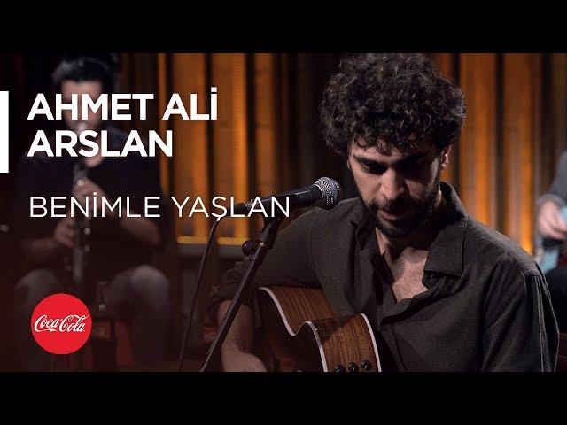 Ahmet Ali Arslan - Benimle Yaşlan / Akustikhane #TadınıÇıkar