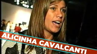 Alicinha Cavalcanti 02-02-2001, entrevista com Francisco Chagas no Over Fashion