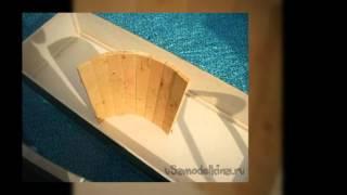 Как сделать лодку из фанеры(Лодка из фанеры. Посмотрите как сделать своими руками простую лодку из фанеры. http://usamodelkina.ru лодки из фанеры..., 2014-08-23T06:32:10.000Z)