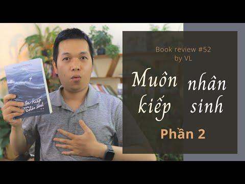 Muôn kiếp nhân sinh phần 2 I Review sách tâm linh