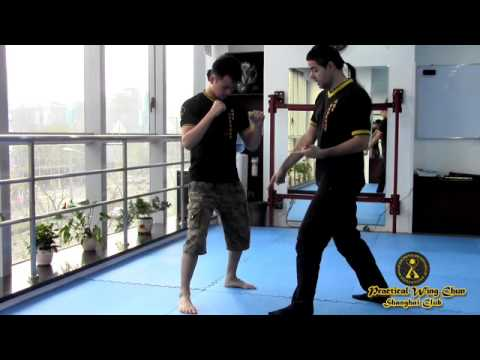 Principle of the Centre Line by SIfu Kleber - Practical Wing Chun Shanghai Club