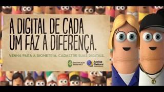 ATENÇÃO - Comunicado da Justiça Eleitoral sobre o Recadastramento Biométrico.