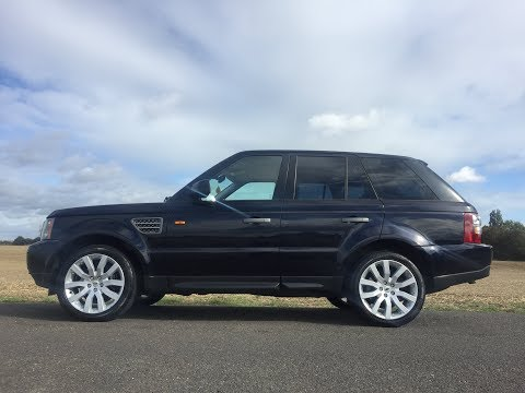 I Bought The Cheapest Range Rover Sport Pt 6 Finished
