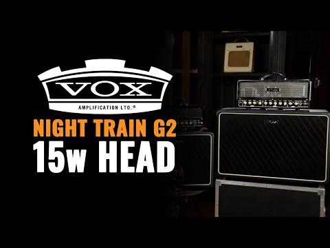 Vox Night Train G2 15W Head