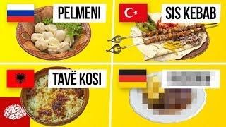 Was isst man eigentlich in ...? Die leckersten Gerichte weltweit