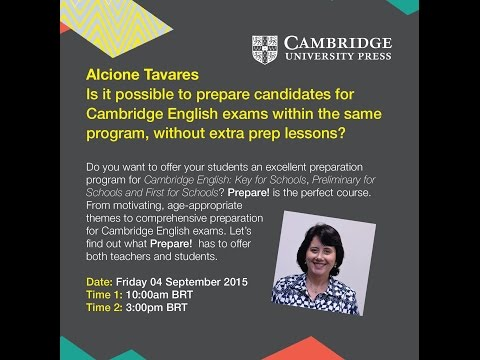 Is it possible to prepare candidates for Cambridge English exams without extra prep lessons?