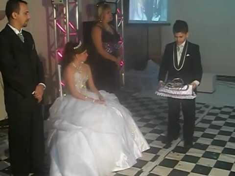 Cavalheiro do Sapato - Aniversário de 15 anos de Dayana Rigueira
