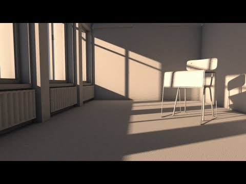 Tutorial | Natural Daylight in Cinema 4D