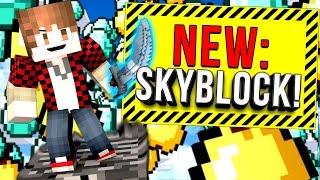 NEW SKYBLOCK ISLANDS | Minecraft Skybounds #1